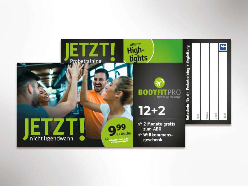 Bodyfit pro SE Company Flyer