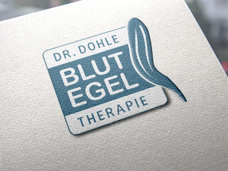 Dr. Dohle Logoentwicklung