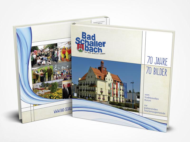 Gemeinde Bad Schallerbach Jubiläumschronik Broschüre
