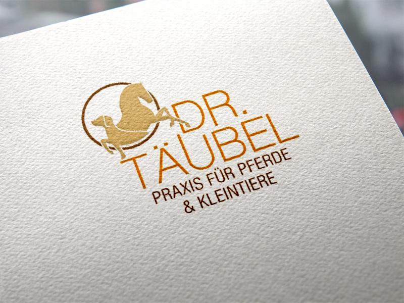 Dr. Sabine Täubel Logoentwicklung