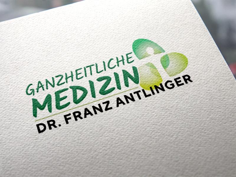Dr. Antlinger Logoentwicklung