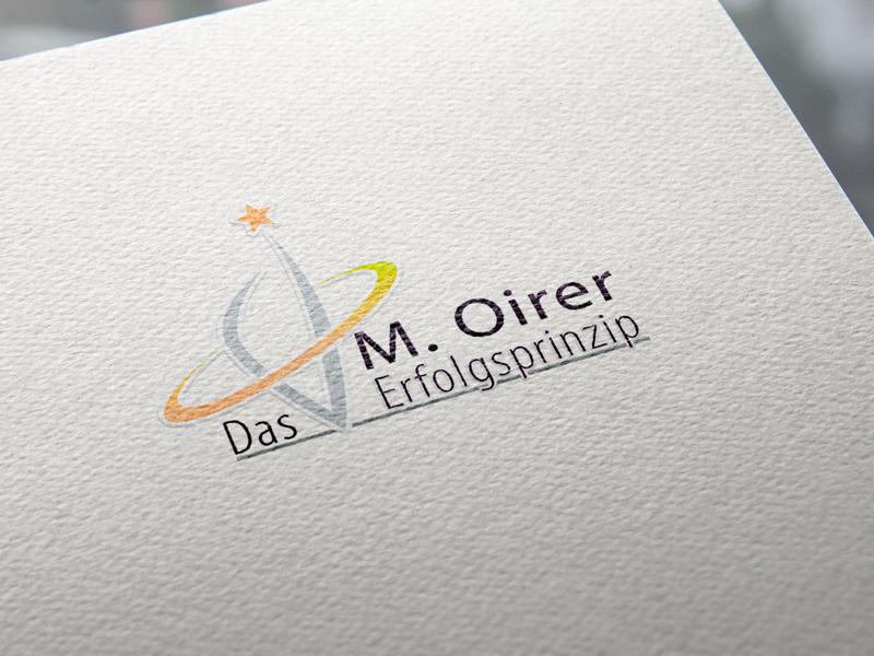 Markus Oirer Logoentwicklung
