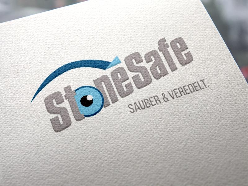Stonesafe Logoentwicklung