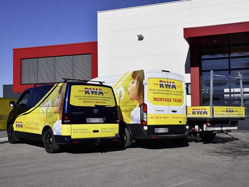 RWA Autogestaltung Flotte Flottengestaltung