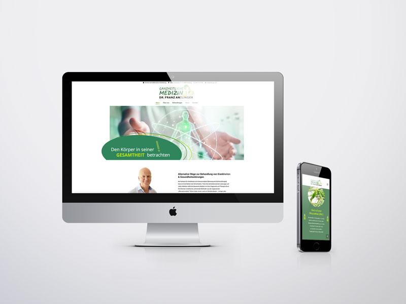 Dr. Antlinger Website