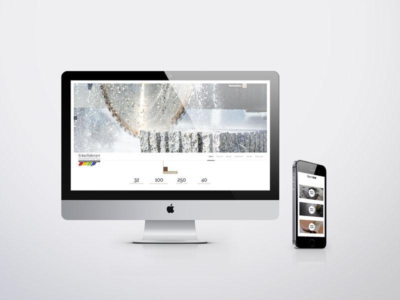 Schnellnberger Eggenstein Website