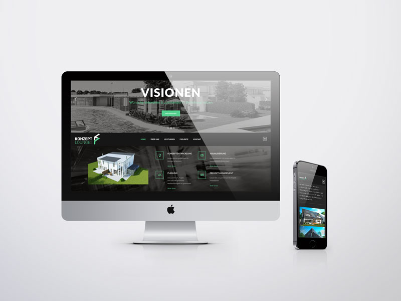 Konzeptlounge Website