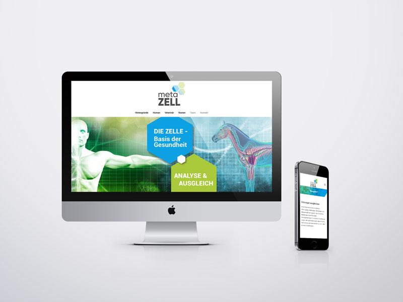 Metazell Website