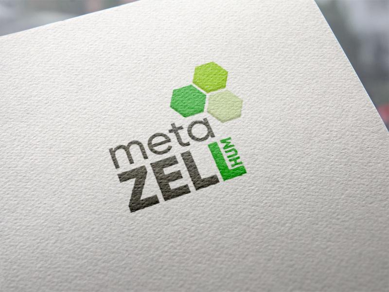 Metazell Logoentwicklung