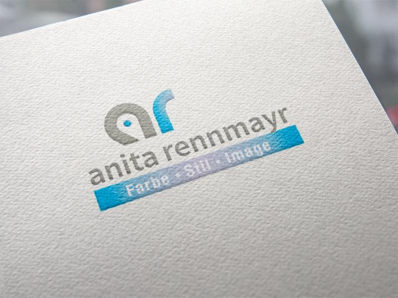 Anita Rennmayr Logoentwicklung