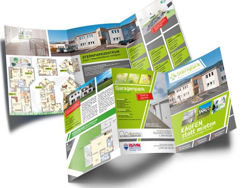 Schnellnberger Immobilien Broschüre