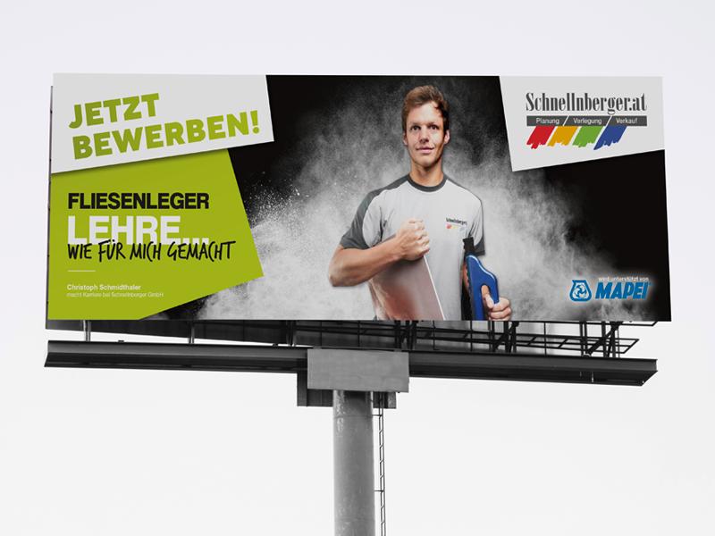 Schnellnberger 32-Bogen-Plakat