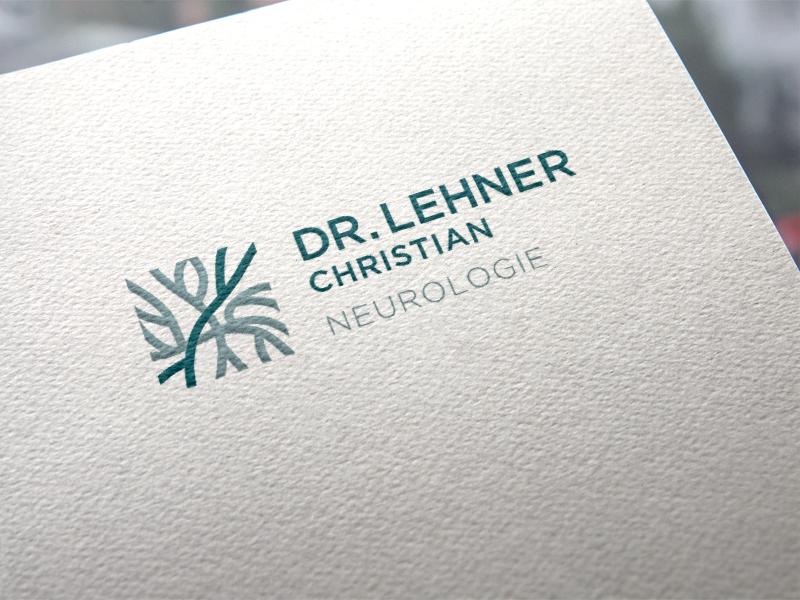Dr. Christian Lehner Logoentwicklung