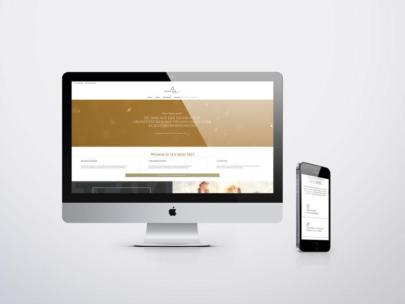 Novares Website