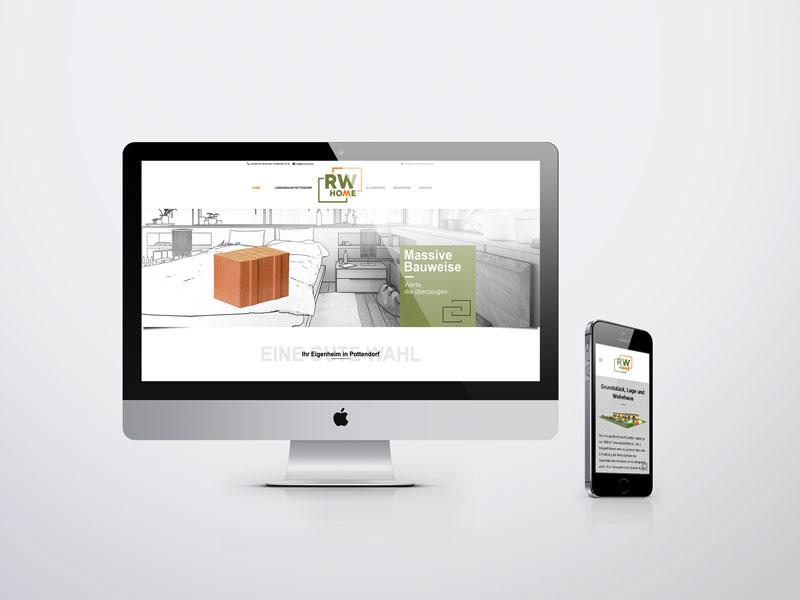 RW Home Website