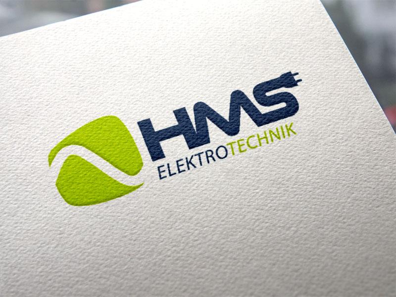 HMS Elektrotechnik e.U. Logoentwicklung