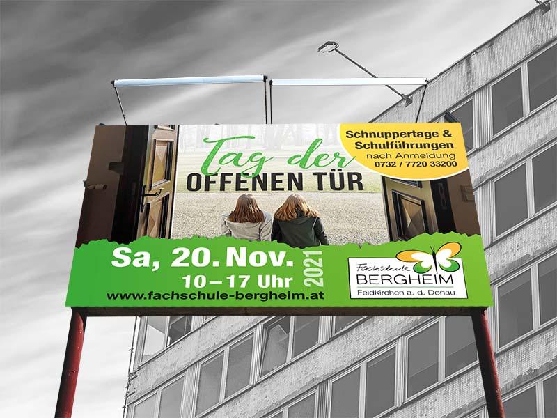 Fachschule Bergheim 16-Bogen-Plakat